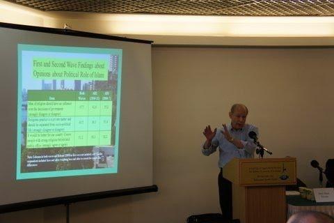 Prof. Mark Tessler, University of Michigan, Key Note Speaker